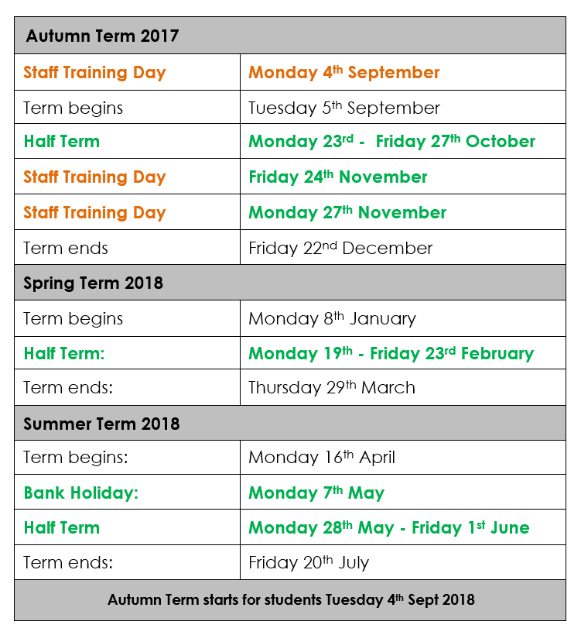 Autumn, Spring and Summer Term Dates - 2017-18.png