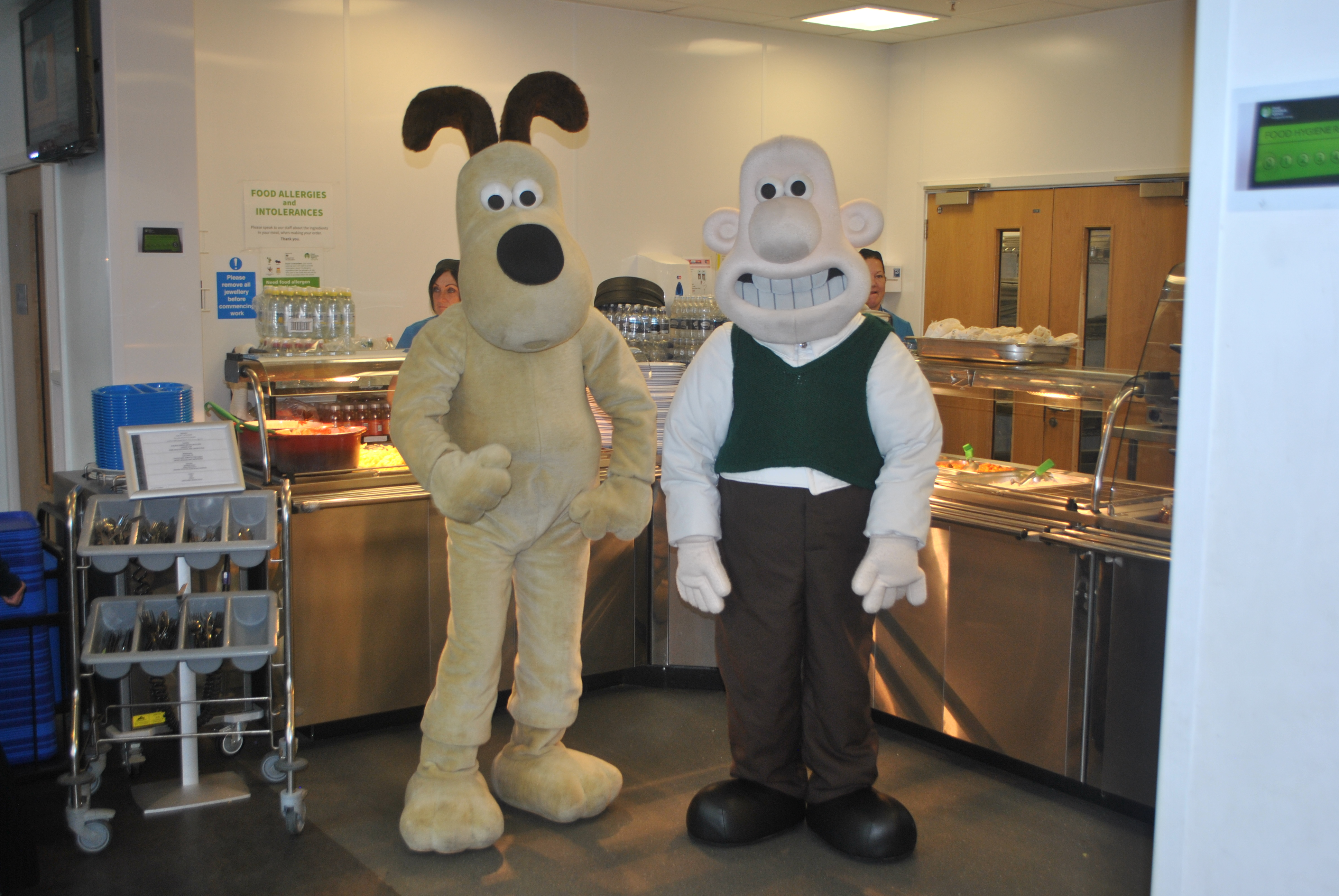 Wallce and Gromit 2018