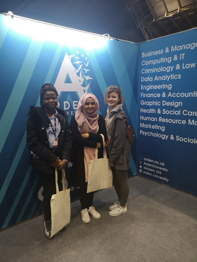 Year 12 visited the UCAS Higher Education Convention 1.jpg