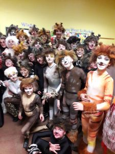BSCA Students Perform in CATS