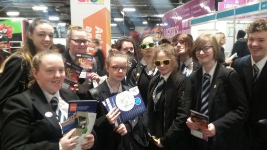 Year 10 Visit Choices Event at Salford Quays