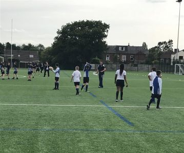 Year 7 Touch Rugby Tournament