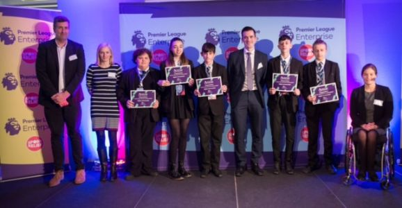 North West Final of Premier League Enterprise Challenge