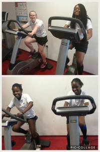 Year 8 Are Cycling to Uganda to Support Ebony