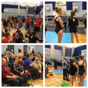 3rd Annual Bolton Trampoline Club Competition