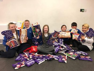 Selection Box Collection Appeal