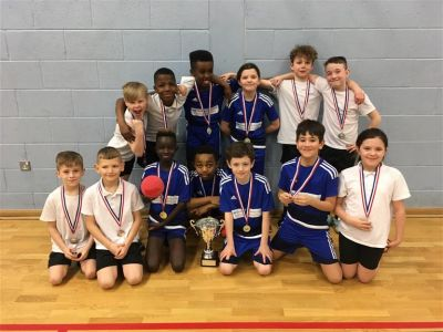 Year 4 Co-op Cup for Handball