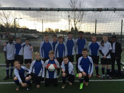 Congratulations to Year 8 Football Team
