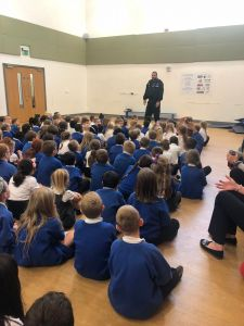 Primary Safety Day - 8th November