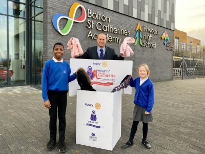BSCA supports Wrap Up Bolton