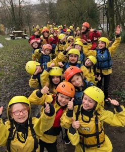 Year 4 and 5 Experience the Outdoor Life